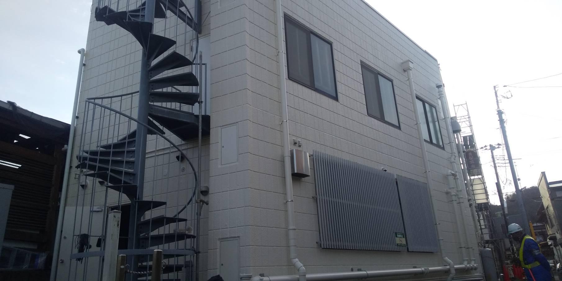 【施工実績】江ノ電、長谷駅の施工が完了